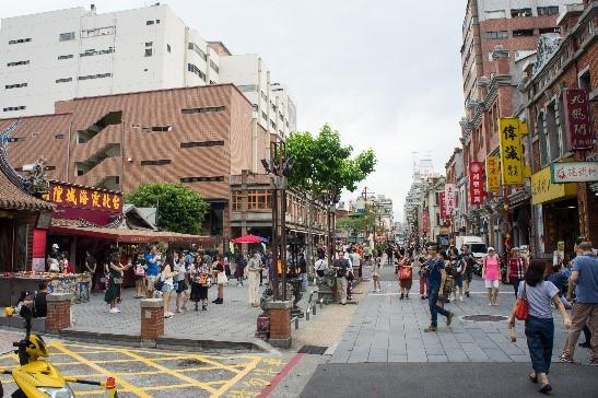 台北市迪化商圈