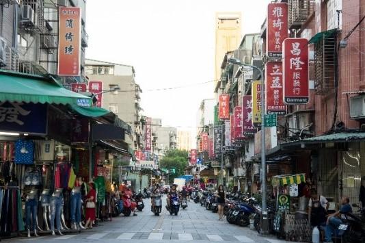 台北市艋舺商圈